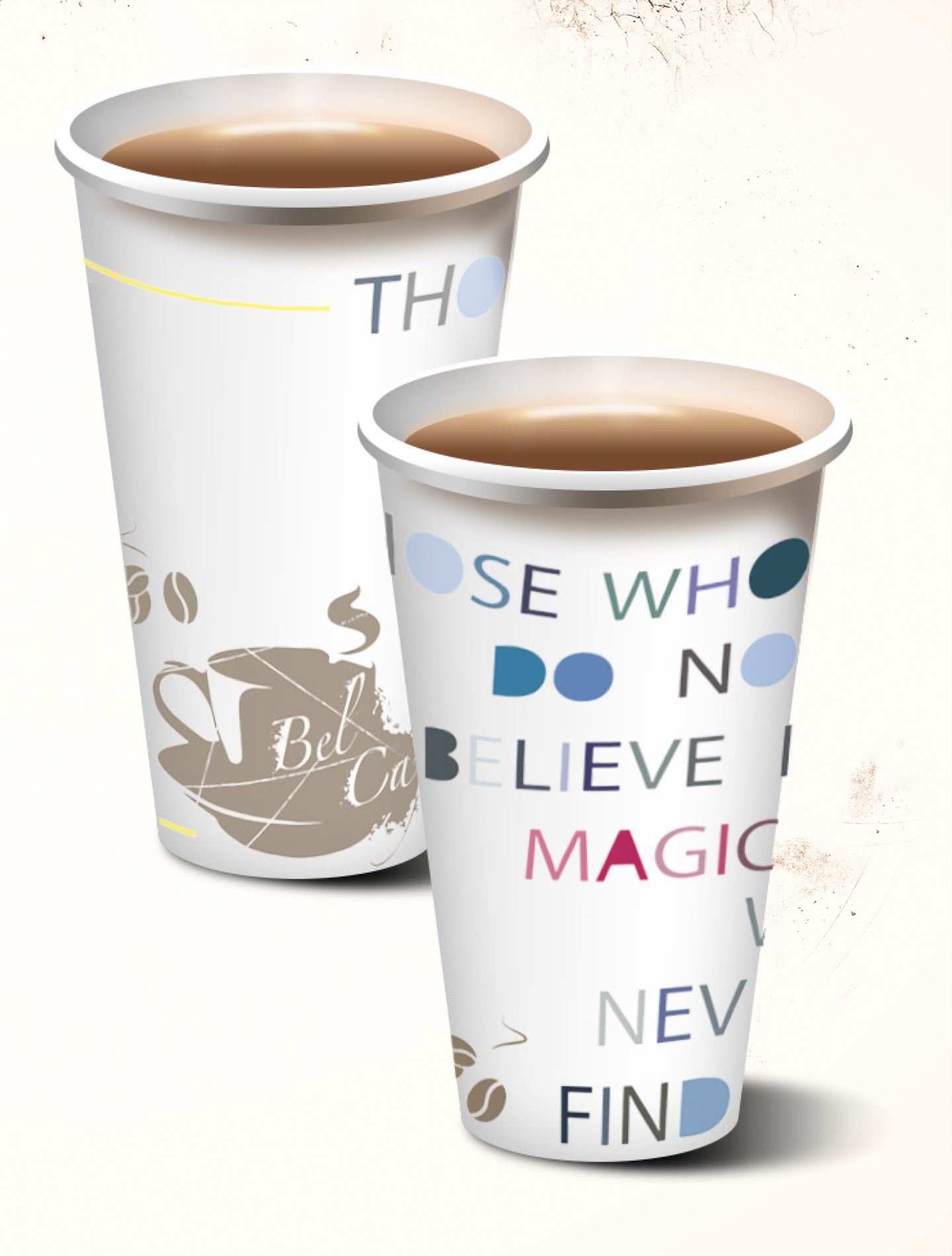 Bel Café Cups To Go