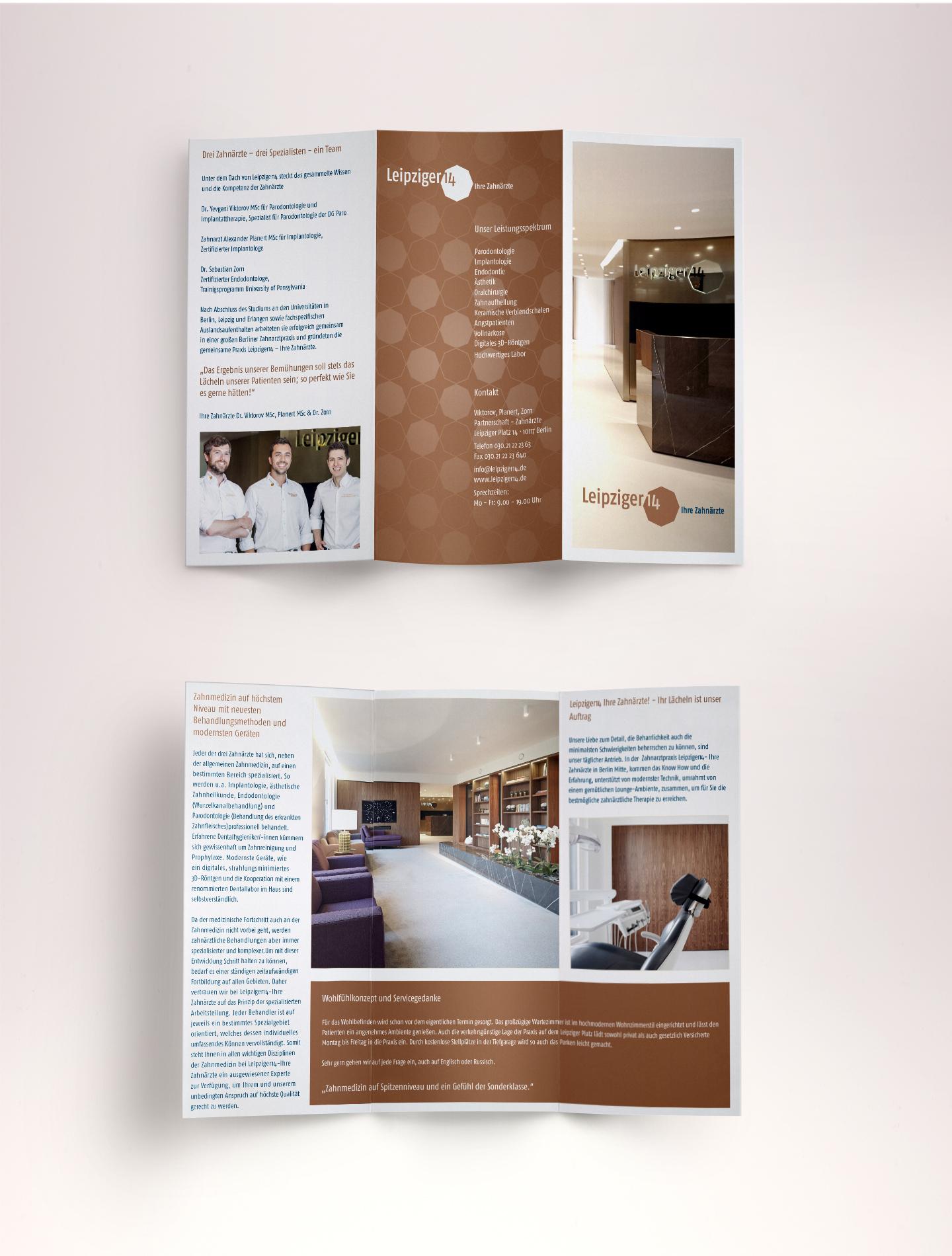Leipziger 14 Broschüre