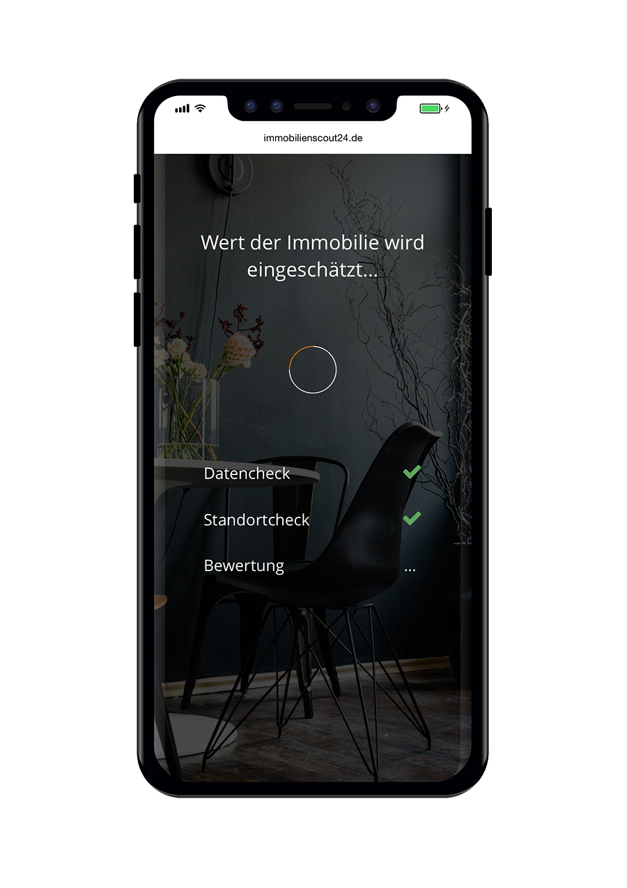 Immobilienscout24 Immobilienbewertung Loading Mobile
